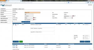 Büro Software (Widmer AG) Offerte
