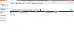 Büro Software (Widmer AG) Dokumente