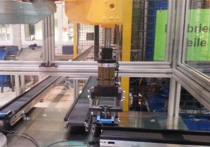 3 Softwaren für eine Roboterzelle
